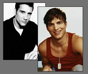 Самые красивые мужчины: зарубежные актеры