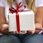 Новогодний подарок для девушки