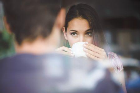 Мужчина, женщина и ... кофе